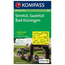 Kompass - Sinntal - Hiking Maps