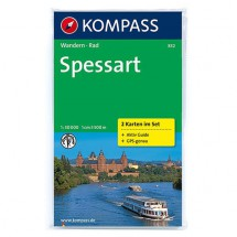 Kompass - Spessart - Hiking Maps