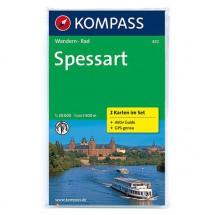 Kompass - Spessart - Wanderkarte