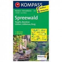 Kompass - Spreewald - Hiking Maps