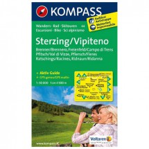 Kompass - Sterzing / Vipiteno - Cartes de randonnée