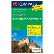 Kompass - Südliche Fränkische Schweiz - Wanderkarte
