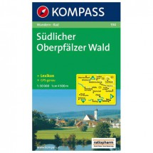 Kompass - Südlicher Oberpfälzer Wald - Vaelluskartat