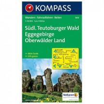 Kompass - Südlicher Teutoburger Wald - Wanderkarte