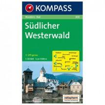Kompass - Südlicher Westerwald - Cartes de randonnée