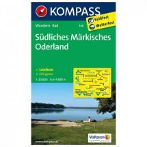 Kompass - Südliches Märkisches Oderland - Wanderkarte