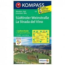 Kompass - Südtiroler Weinstraße - Strada del vino