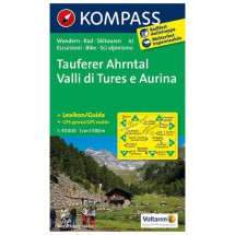 Kompass - Tauferer Ahrntal - Wanderkarte