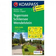 Kompass - Tegernsee - Vaelluskartat