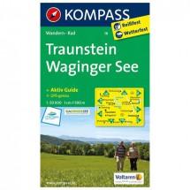 Kompass - Traunstein - Wanderkarte