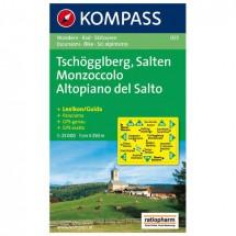 Kompass - Tschögglberg - Wandelkaarten