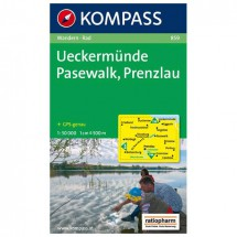 Kompass - Ueckermünde - Hiking Maps