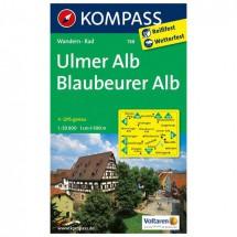 Kompass - Ulmer Alb - Wanderkarte