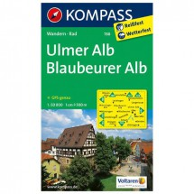 Kompass - Ulmer Alb - Hiking Maps