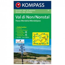 Kompass - Val di Non - Hiking Maps