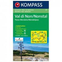 Kompass - Val di Non - Vaelluskartat