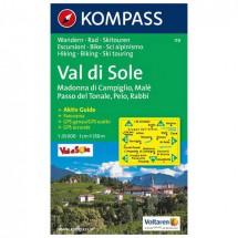 Kompass - Val di Sole - Cartes de randonnée