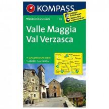 Kompass - Valle Maggia - Cartes de randonnée