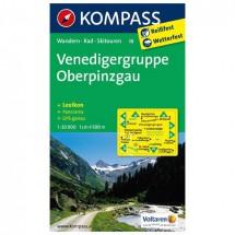 Kompass - Venedigergruppe - Hiking Maps