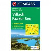 Kompass - Villach - Wanderkarte