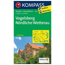Kompass - Vogelsberg - Hiking Maps