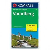 Kompass - Vorarlberg - Wandelkaarten