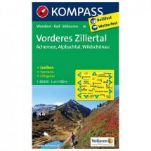 Kompass - Vorderes Zillertal/Achensee/Alpbachtal/Wildschönau