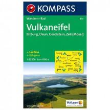 Kompass - Vulkaneifel - Wanderkarte
