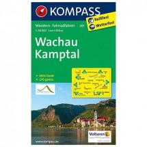 Kompass - Wachau - Wandelkaarten