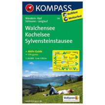 Kompass - Walchensee - Hiking Maps
