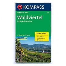 Kompass - Waldviertel - Wandelkaarten