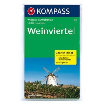 Kompass - Weinviertel - Hiking Maps