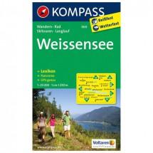 Kompass - Weißensee - Wanderkarte
