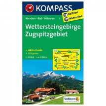 Kompass - Wettersteingebirge - Hiking Maps