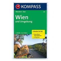 Kompass - Wien und Umgebung - Wanderkarte