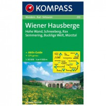 Kompass - Wiener Hausberge - Hiking Maps