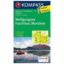 Kompass - Wolfgangsee - Wanderkarte