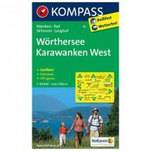 Kompass - Wörthersee - Karawanken West