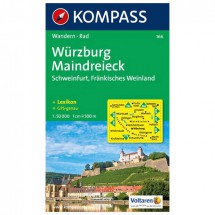 Kompass - Würzburg - Hiking Maps