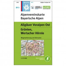 DAV - Allgäuer Voralpen Ost, BY3 - Grünten, Wertacher Hörnle