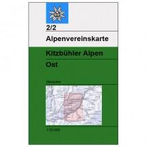 DAV - Kitzbüheler Alpen Ost, 34/2 (mit Skirouten)