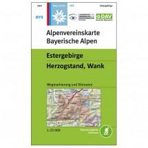 DAV - Estergebirge, BY9 - Herzogstand, Wank