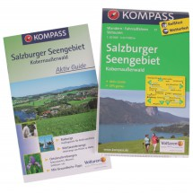 Kompass - Salzburger Seengebiet - Wandelkaarten