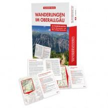J.Berg - Wanderungen im Oberallgäu 32 Karten in der Box