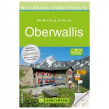 Bruckmann - Wanderführer Oberwallis