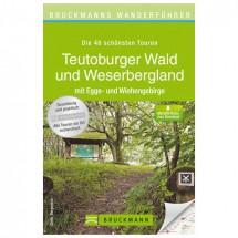Bruckmann - Wanderführer Teutoburger Wald und Weserbergland - Wandelgidsen