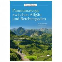 Bruckmann - Panoramawege zwischen Allgäu und Berchtesgaden