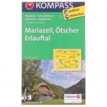 Kompass - Mariazell, Ötscher Erlauftal - Wanderkarte