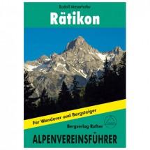 Bergverlag Rother - Rätikon - Wanderführer