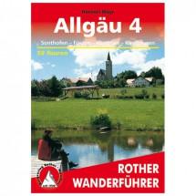 Bergverlag Rother - Allgäu 4 - Guides de randonnée